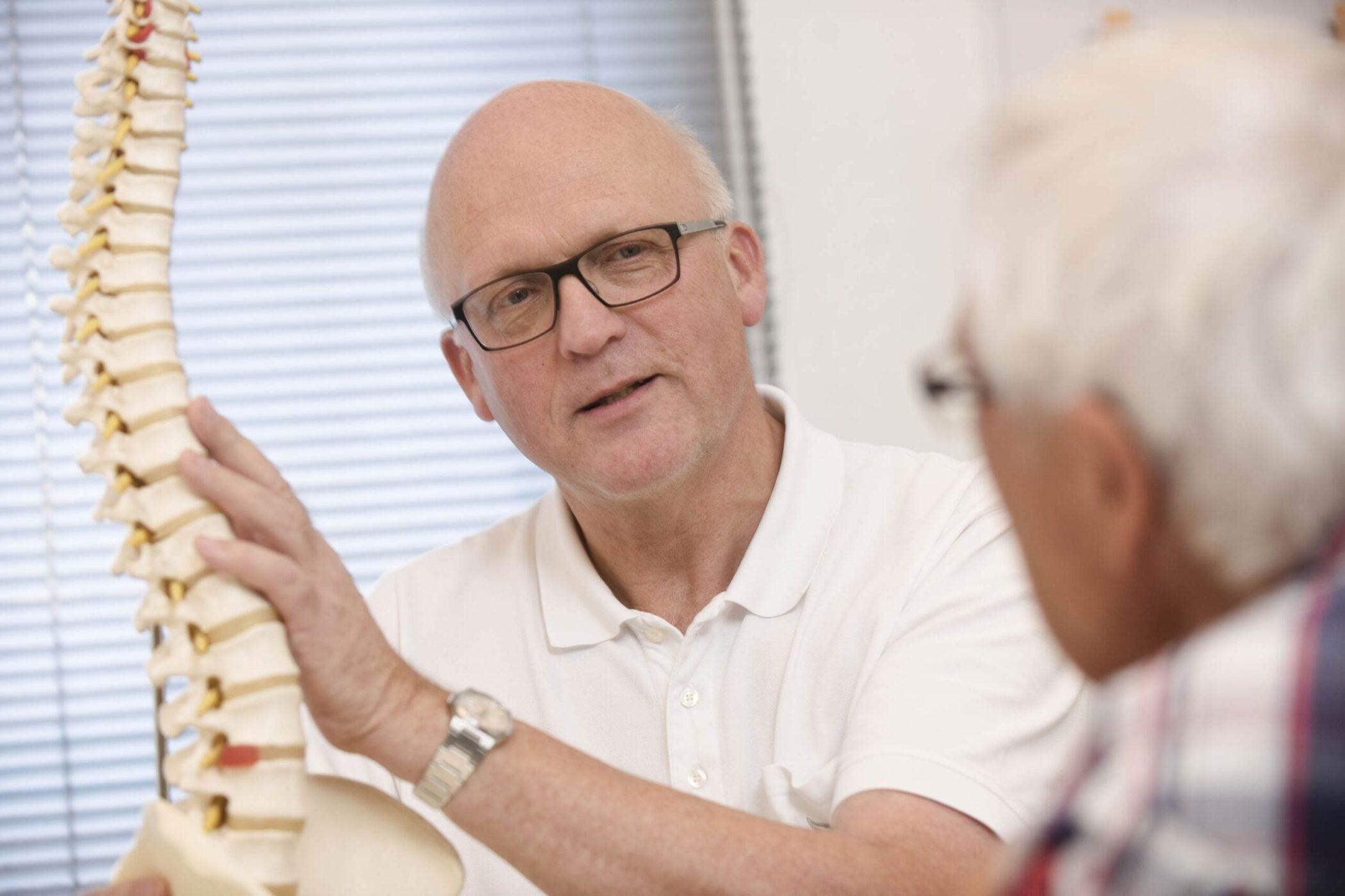 Beratung Orthopäde Münster